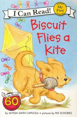Biscuit Flies a Kite  -     By: Alyssa Satin Capucilli