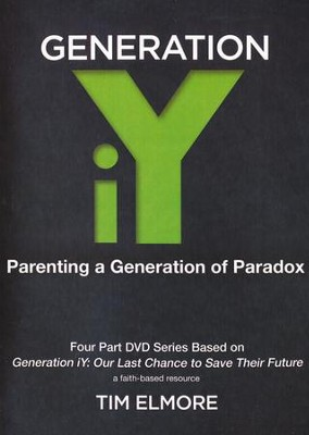 Generation iY: Parenting A Generation of Paradox, DVD   -     By: Tim Elmore