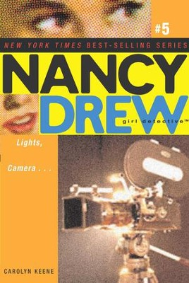Lights, Camera . . . - eBook  -     By: Carolyn Keene