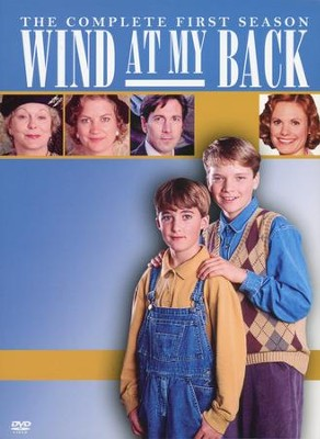 Wind At My Back: The Complete First Season, 4-DVD Set   -