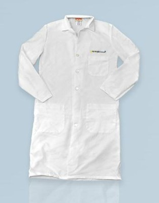 Apologia Lab Coat (Children's Size - Medium)   -