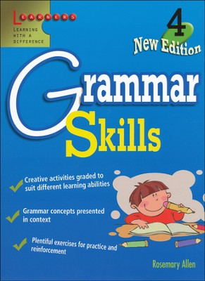 Grammar Skills 4, 2nd Edition   -