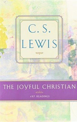 The Joyful Christian   -     By: C.S. Lewis