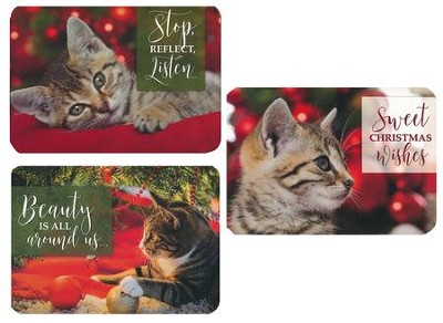 Christmas Cuties, Assorted Christmas Cards, Box of 12  -