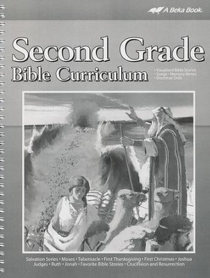 Abeka Grade 2 Bible Curriculum (Lesson Plans)   -