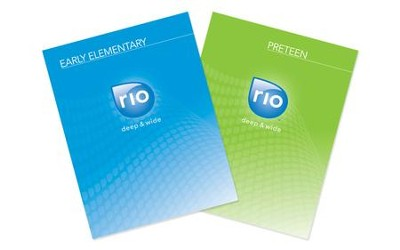 RIO DIGITAL KIT-Early Elem & Preteen-Spring Year 2   [Download] -     By: David C. Cook