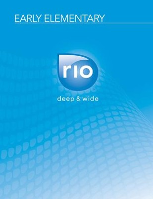 RIO Digital Kit Early Elementary Year 2, Spring   [Download] -     By: David C. Cook