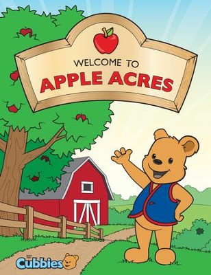 Apple Acres Entrance Booklet (NIV 1984), pack of 25  -