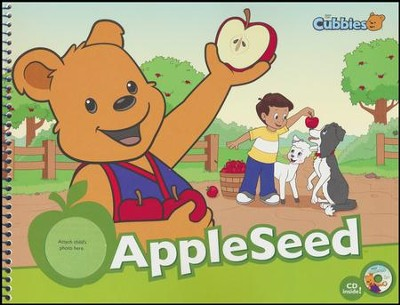 AppleSeed: Handbook with Audio CD (ESV)  -