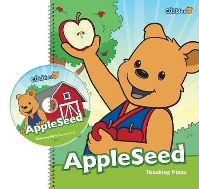 AppleSeed: Teaching Plans with CD (NIV 1984)  -