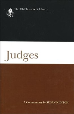 Judges: A Commentary  -     By: Susan Niditch