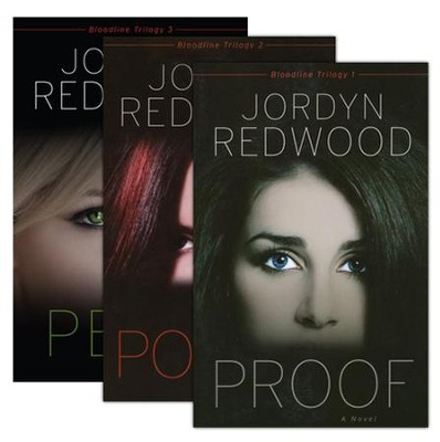 The Bloodline Trilogy, Volumes 1-3  -     By: Jordyn Redwood