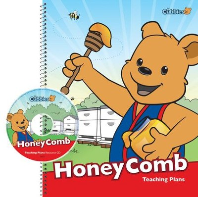 HoneyComb: Teaching Plans with Audio CD (ESV)  -