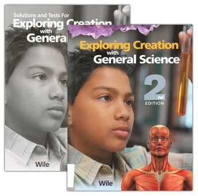 Apologia Exploring Creation with General Science, 2 Vol, 2nd Ed.   -     By: Dr. Jay L. Wile