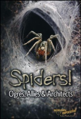 Spiders!: Ogres, Allies, & Architects, DVD   -