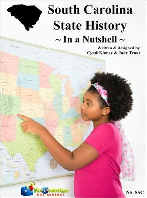 South Carolina State History In a Nutshell - PDF Download  [Download] -     By: Cyndi Kinney, Judy Trout
