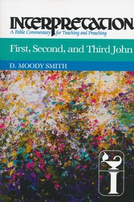 First, Second and Third John: Interpretation Commentary  -     By: D. Moody Smith