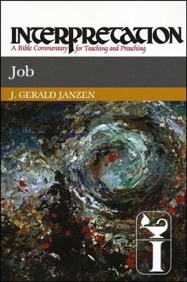 Job: Interpretation Commentary  -     By: J. Gerald Janzen