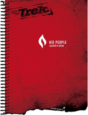 Trek 3: His People, Leader Guide (NKJV)  -