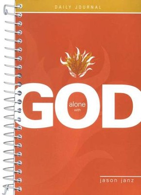 Alone with God: Daily Journal   -     By: Jason Janz