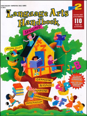 Language Arts Handbooks Grade 2  -