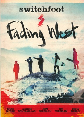 Fading West DVD  -     By: Switchfoot