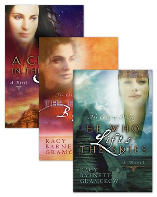 Genesis Trilogy - eBook  -     By: Kacy Barnett-Gramckow