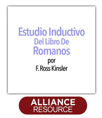 Estudio Inductivo Del Libro De Romanos - PDF Download  [Download] -     By: The Christian, Missionary Alliance