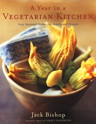A Year in a Vegetarian Kitchen   -     By: Jack Bishop