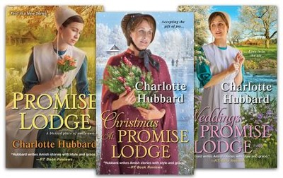 Promise Lodge Series, Volumes 1-3  -     By: Charlotte Hubbard