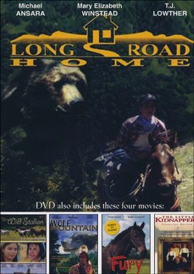 Long Road Home: 5-Movie DVD   -