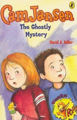 Cam Jansen & the Ghostly Mystery   -     By: David A. Adler     Illustrated By: Susanna Natti