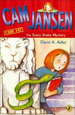 Cam Jansen & the Scary Snake Mystery   -     By: David A. Adler     Illustrated By: Susanna Natti