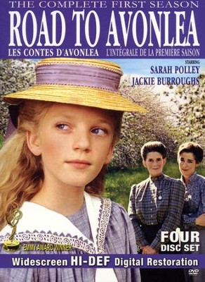 Road to Avonlea: The Complete First Season (Wide Screen Hi-Def)  -