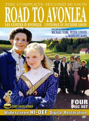 Road to Avonlea: Season 2, 4-DVD Set   -
