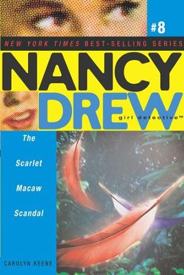 The Scarlet Macaw Scandal - eBook  -     By: Carolyn Keene