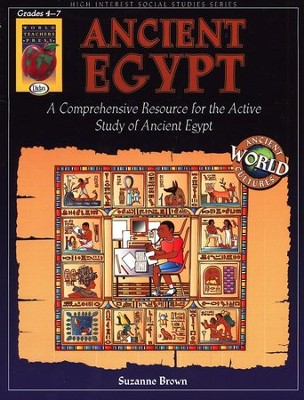 Ancient Egypt   -     By: Suzanne Brown