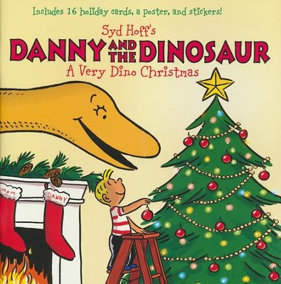Danny and the Dinosaur: A Very Dino Christmas  -     By: Syd Hoff     Illustrated By: Syd Hoff