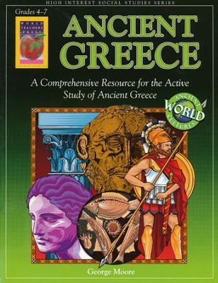 Ancient Greece   -     By: George Moore