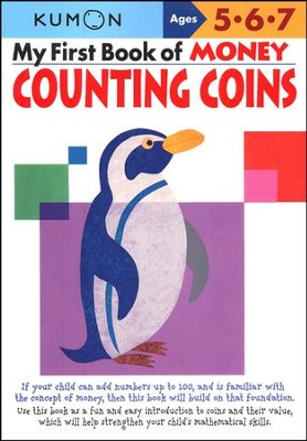 Kumon My First Book of Money: Counting Coins, Ages 5-7    -