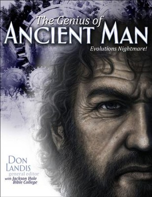 Genius of Ancient Man, The: Evolution's Nightmare - PDF Download  [Download] -     By: Don Landis