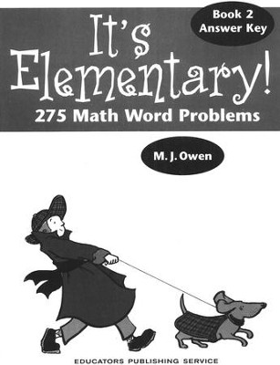 It's Elementary Book 2 Answer Key   -     By: M.J. Owen