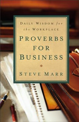 Proverbs for Business - eBook  -     By: Steve Marr