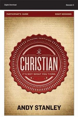 When Gracie Met Truthy: Christian Participant's Guide, Session 5 - PDF Download  [Download] -     By: Andy Stanley