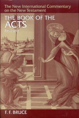 The Book of Acts, Revised: New International Commentary on the New Testament [NICNT]  -     By: F.F. Bruce