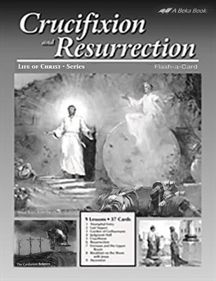 Extra Crucifixion and Resurrection Bible Study Lesson Guide  -
