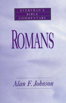Romans Volume 1   -     By: Alan F. Johnson