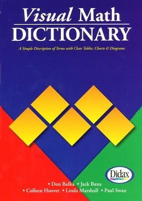 Visual Math Dictionary   -