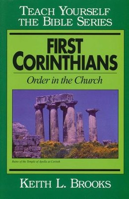 First Corinthians  -     By: Keith Brooks