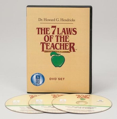 The 7 Laws of the Teacher--DVDs   -     By: Howard G. Hendricks